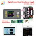 RD DPH5005 Buck-boost converter Konstante Spannung strom Programmierbare digital control Netzteil farbe LCD multimeter 50V 5A