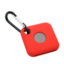 Scratch Proof Bluetooth Anti-drop Beschermende Outdoor Container Siliconen Case Opslag Smart Tracker Cover Key Finder Voor Tegel Pro(China)