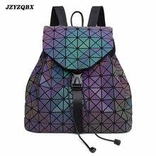 Светящийся рюкзак jzyzqbx модная индивидуальная трехмерная дорожная