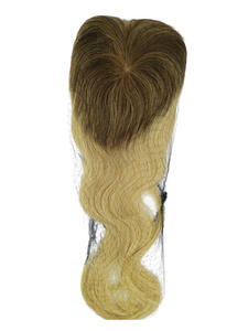 4-4 Closure Cabelo-Products Remy-Hair Silk Lace Base Color Straight 1pcs Smooth T8/613-