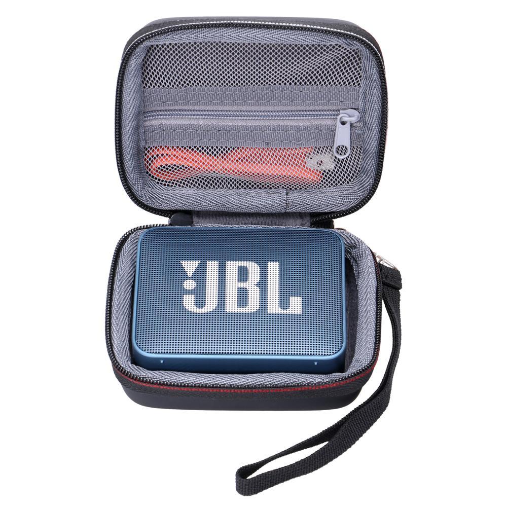 XANAD Waterproof EVA Hard Case For JBL GO & JBL GO 2 Portable Wireless Bluetooth Speaker