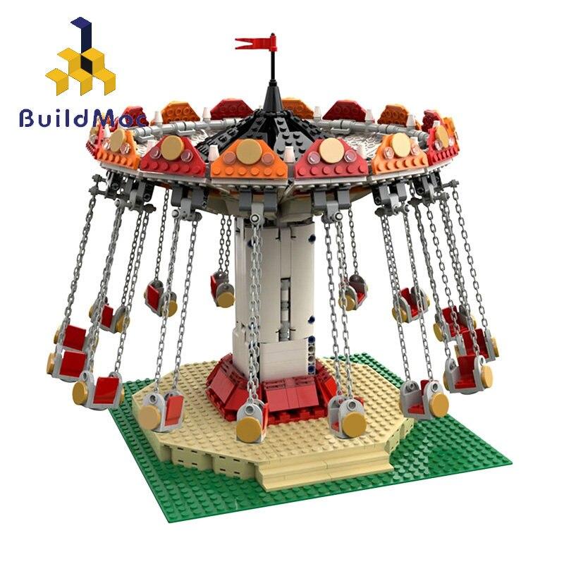 Amusement Park GEMBRICK diamond nano mini block mini lego fun gift boxing day