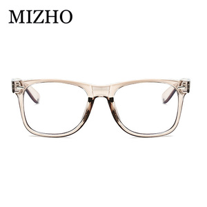 Image 5 - MIZHO Transparent Filtering Protect Eyesight Anti Blue Light Glasses Women Look At Phone Blocking Glare Computer Glasses Frame