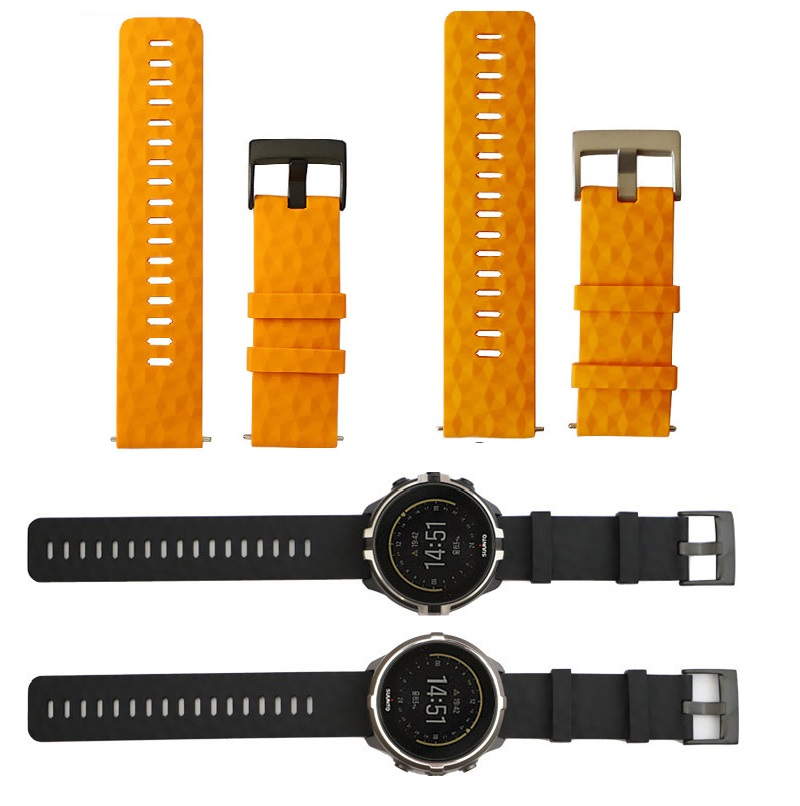 suunto9 spartan sport hr pulseira de relógio