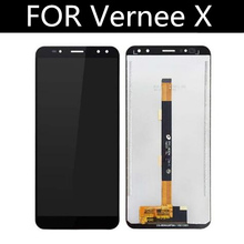 6.0 LCD Display FOR Vernee X LCD Display+Touch Screen Digitizer Assembly Repair Parts  Accessory vernee m6 4g phablet