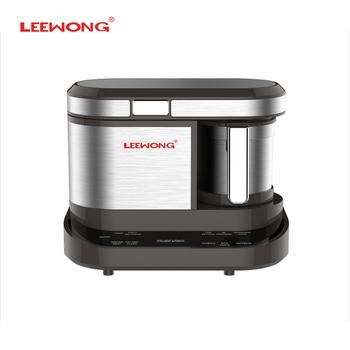 LEEWONG w pełni żywność dla niemowląt procesor wielofunkcyjny automatyczny ekspres do gotowania żywności tanie i dobre opinie 120~300 220~240 Rohs SASO CN (pochodzenie) Stojak tabeli STAINLESS STEEL LW-BP48
