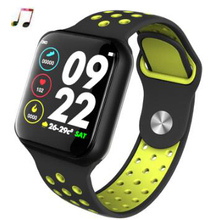 F8 smart watch heart rate Sport watch smart bracelet fitness tracker Mp3 smart wristband smart band PK mi band 4 Pk honor band 5 plpr4 bourne identity bk mp3 pk