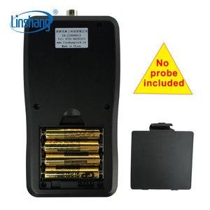 Image 2 - Linshang LS125 UV ışık ölçer testi ultraviyole güç UV yoğunluğu enerji 365nm 395nm UVA LED UVB UVC su geçirmez sensör prob