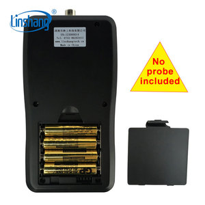 Image 2 - Linshang LS125 UV light meter test ultraviolet power UV intensity energy for 365nm 395nm UVA LED UVB UVC waterproof sensor probe