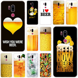 На Алиэкспресс купить стекло для смартфона fun beer glass soft silicone case for lg g5 g6 mini g7 g8 g8s v20 v30 v40 v50 thinq q6 q7 q8 q9 q60 w10 w30 aristo 2 x power 2 3