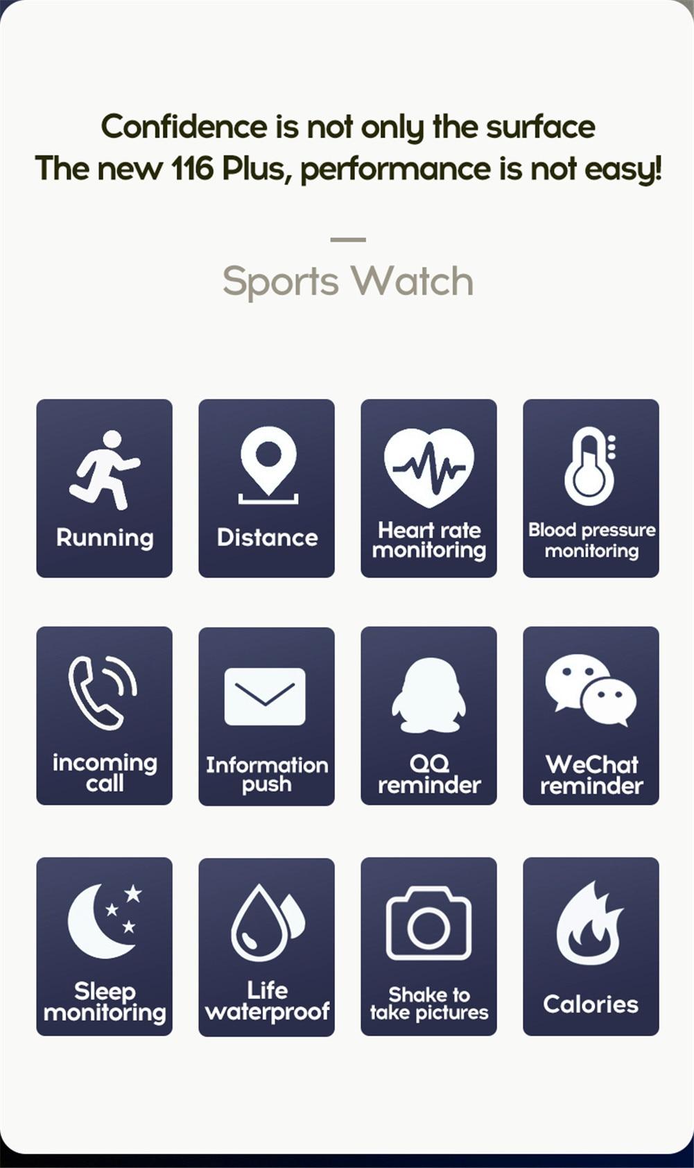 Hb02386573c1042679984f55a493914c3R Smart Band Blood Pressure 1.14'' Screen Fitness Tracker Watch Heart Rate Fitness Bracelet Waterproof Music Control For Men Women