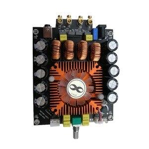 Image 4 - Lusya TDA7498E Power Ampliifer Audio Board 160W*2 Streo HIFI Amp Support BTL 200W Digital Sound Amplifiers H2 002