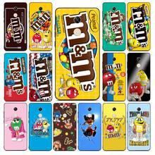 YNDFCNB M & M's Chocolate Nutella Bottle мобильный телефон случай для RedMi Примечание 4 5 7 8 9 pro 8T 5A 4X чехол