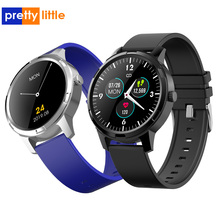 X 20 חכם שעון גברים נשים עמיד למים Bluetooth Smartwatch קצב לב לחץ דם זיהוי כושר ספורט מד צעדים שעון
