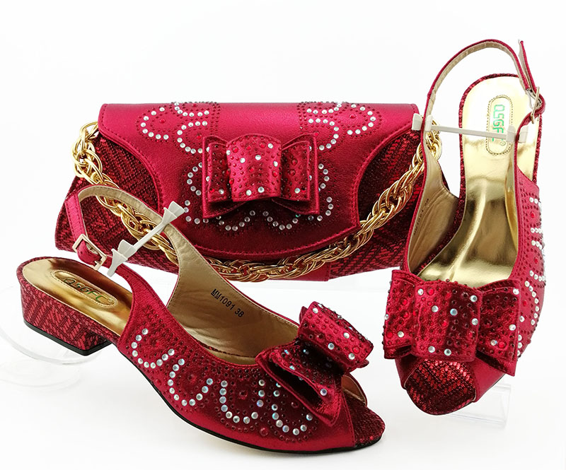 Women bags & shoes