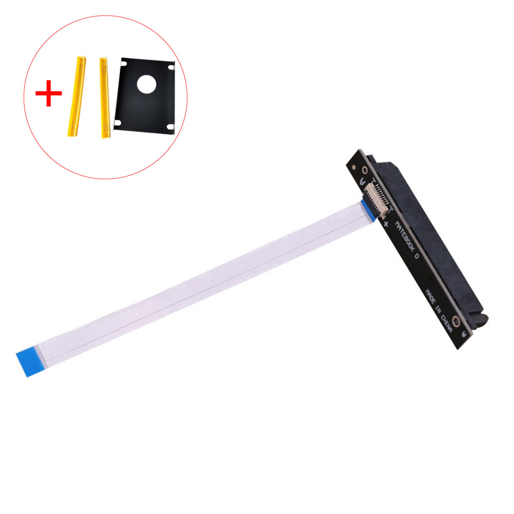 SATA Computer Durable Aluminum Foil Connector Stable Replacement Adapter Cable HDD Hard Drive Accessories For Asus S4300U S5300U