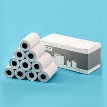 Minibear 10 Rolls Thermal Printing Paper 57*27mm 6m