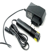 Фокусируемый 650 нм 200 мВт 12 В точка красный лазер модуль W держатель 1 шт.
