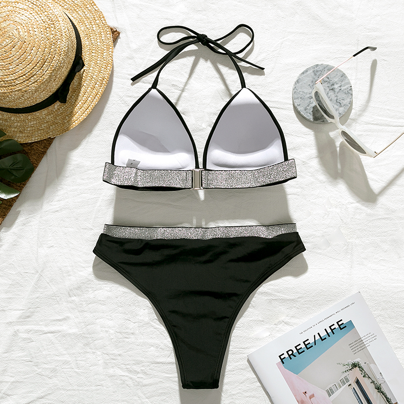 Hb0250fa40f804476a24053be347c6087Z Bikinx Neon green micro bikini 2019 bathing suit Sexy push up swimsuit female bathers Triangle swimwear women swim suit biquinis