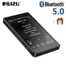 RUIZU H1 Bluetooth MP4 Player 4.0 inch Full Touch Screen FM Radio Recording E book Music Video Player Built in Speaker PK D20