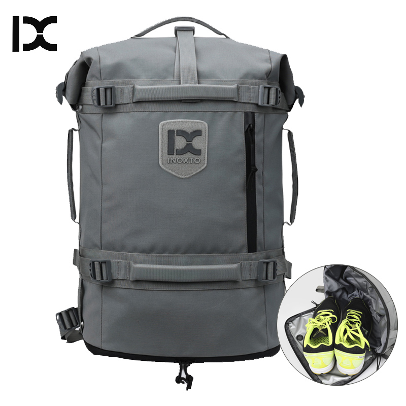 Outdoor Gym Backpack For Men Fitness Bag Shoes Storage Travel Luggage Rucksack Sports Sac De Sporttas Mochila Deportiva XA879WA