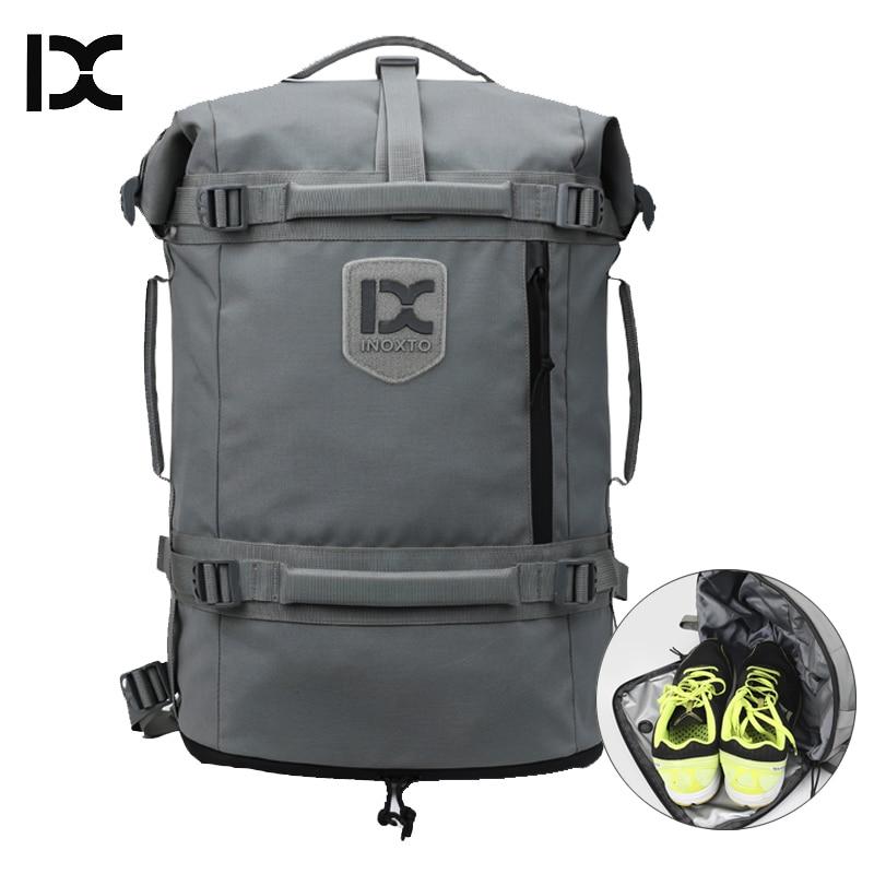 Outdoor Gym Backpack For Men Fitness Bag Shoes Storage Travel Luggage Rucksack Sports Sac De Sporttas Mochila Deportiva XA879WA