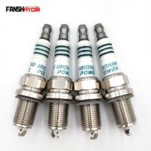 4 ชิ้น/ล็อต IK22 5310 IK225310 Iridium Power Spark Plug สำหรับ Ford Audi Hon da Ni ssan Volvo IK22 5310