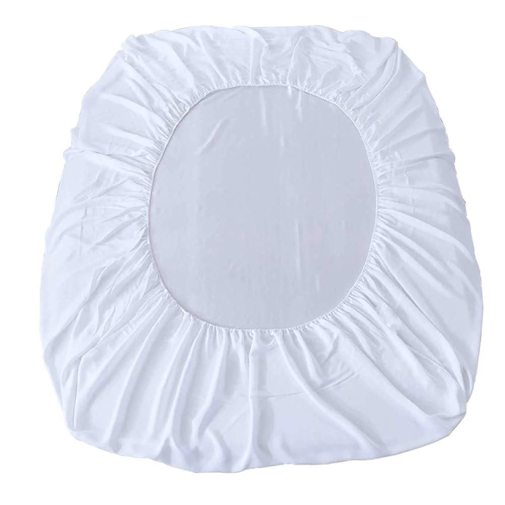 Cama del niño 100/% Algodón Impermeable equipada Protector de colchón Cuna cama Moisés