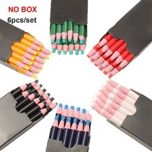 3PCS 8 Colors Art Supplies Peel off Marker Grease Pencil Colored Crayon Pen Paper Roll Wax Pencil