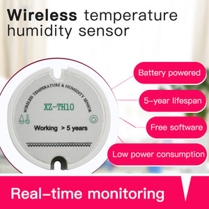 Image 3 - Беспроводной датчик температуры и влажности 433/868/915 МГц