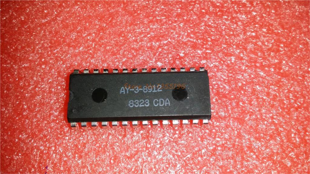 1pcs/lot AY38912A/P DIP-28 AY38912A AY-3-8912A DIP AY-3-8912 DIP28 In Stock