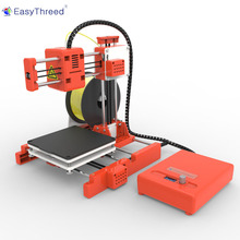 EasyThreed 소형 WIFI APP 소형 3d 인쇄 기계 싼 PLA FDM 소형 Impressora 3d X2 Brasil impresora LCD 스크린을 가진 3d Imprimante