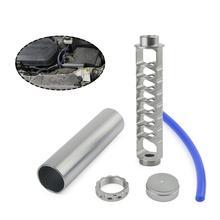 Spiral 1/2 28 or5/8 24 pojedynczy rdzeń filtr paliwa samochodowego do NAPA 4003 WIX 24003 samochód używany filtr paliwa