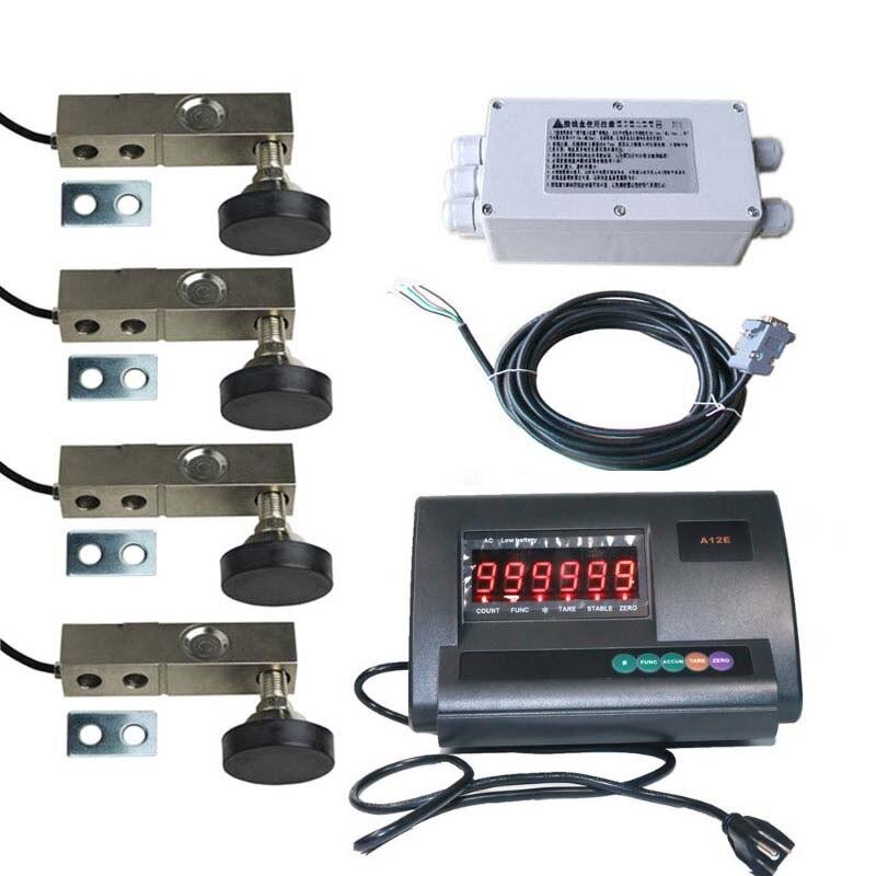 Elektronik ölçekli küçük kat ölçekli aksesuarlar yük ölçer yük hücresi YZC-320C sallayarak geçirmez hayvan ölçeği