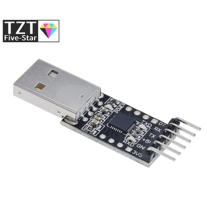 Image 5 - CP2102 USB 2.0 to TTL UART Module 6Pin Serial Converter STC Replace FT232