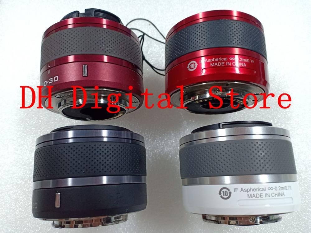 For Nikon 1 NIKKOR 10-30mm 10-30 F/3.5-5.6 VR Zoom Lens Unit Apply To J1 J2 J3 J4 J5 V1 V2 V3 Second-hand