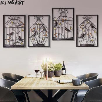 Hanging 3d Wall Plaque Large Iron Wall Decoration Metal Wall Frame Living Room Big Picture Frame Set For Living Room Bar 9712777 Buy At The Price Of 40 10 In Aliexpress Com Imall Com