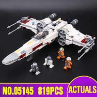 DHL 05145 Star Series The Wars 75218 X-wing Star Fighter Set Building Blocks Bricks Kids Toys children Christmas Birthday Gifts