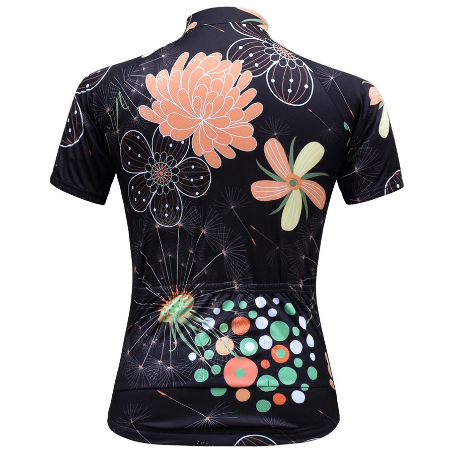 Cycling Jersey Women Short Sleeve Summer Team Racing Cycling Clothing Maillot Ciclismo Quick Dry Bike Jersey MTB Bicycle shirt