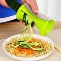 Espiral vegetal fatia ralador de cenoura macarrão máquina de corte shred peeler creative kitchen gadgets acessórios
