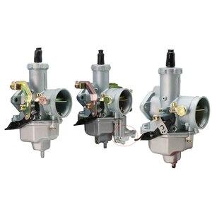 Image 2 - ZSDTRP PZ30 Vergaser + Kabel + Griffe Für Keihin Motorrad PZ30 Vergaser 175CC/200CC/250CC Hand/Kabel VM26 Vergaser 3 stücke