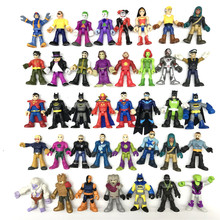 DC Superman Batman Joker Superman Action Figures Superhero Figures Collection Toys For Kids Toys Gift action figures toys kunkka lina pudge queen tidehunter cm fv pvc action figures collection dota2 toys