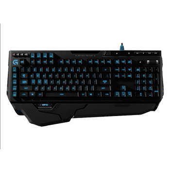 NEW! Logitech G910 RGB Game Mechanical Keyboard Full Size Macro Programming Omron Switch ROMER-G Switch