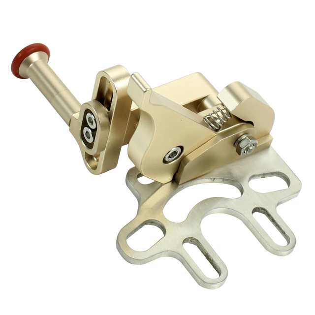 Adjustable Shutter Trigger Extension Rod Mount Adapter for DSLR SLR Diving Camera Underwater Waterproof Housing Case Accessories