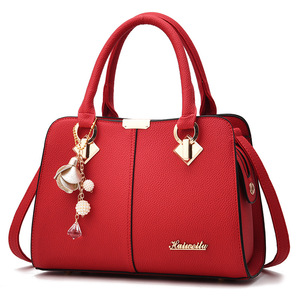 Fashion Women Handbag Brand PU