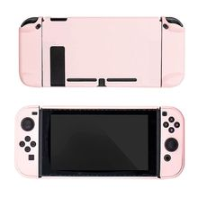 Full Cover Shell Hard Housing Protective Case for NS Switch Game Console Handle Controller Accessories недорого