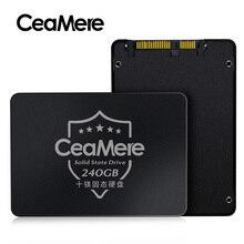 CeaMere SSD 1TB 120GB 240GB 480GB 60GB SSD HDD 2.5'' SSD SATA SATAIII 64GBgb 256gb 128gb Internal Solid State Drive for Laptop
