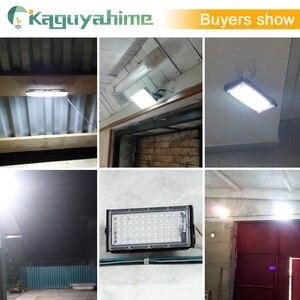 Image 5 - Светодиодный прожектор Kaguyahime, 50 Вт, 220 В, уличная лампа, водонепроницаемый точечный светильник IP65, фокусный отражатель, светодиодный светильник, уличсветильник прожектор холодного белого света