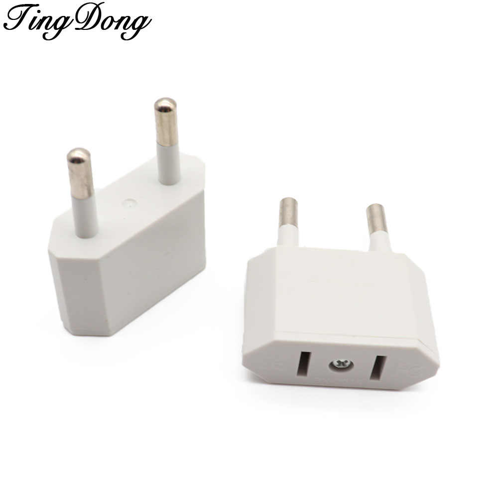 EU Travel Power Adapter Converter Amerikaanse China Ons EU Euro Europese Type C Plug elektrische Adapter AC Stopcontact outlet