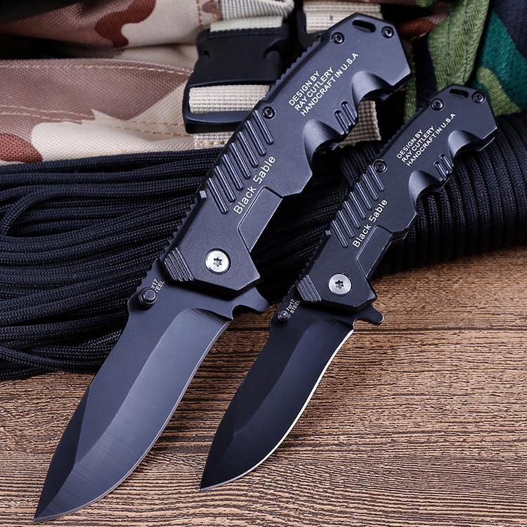 7.87 folding//5.91 folding folding faca de bolso dobrável sobrevivência ao ar livre tático faca de acampamento caminhadas facas de caça para ferramentas edc de auto-defesa